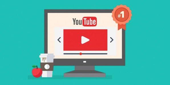 página de buscas do youtube