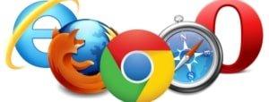 tipos de navegadores mais populares para acessar a internet