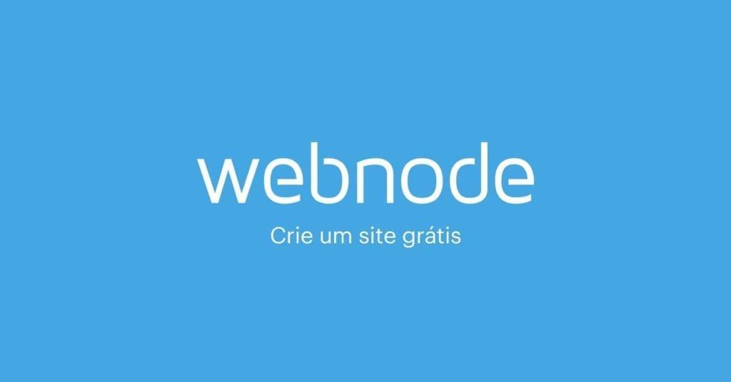 webnode criação de site grátis
