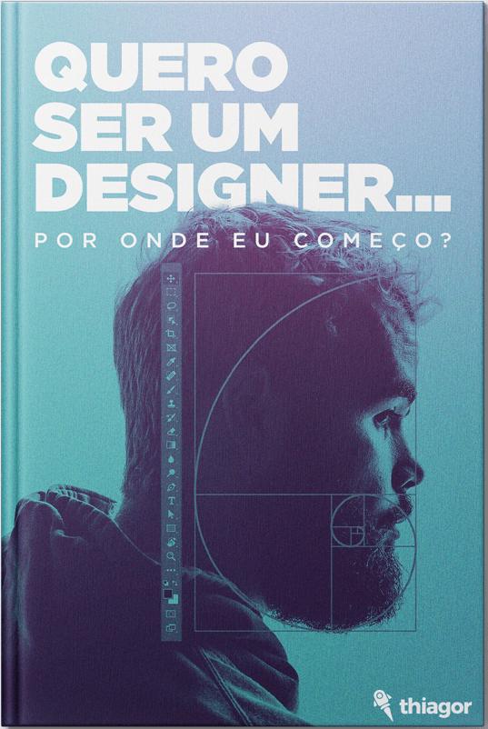 ebook quero ser um designer do thiagor