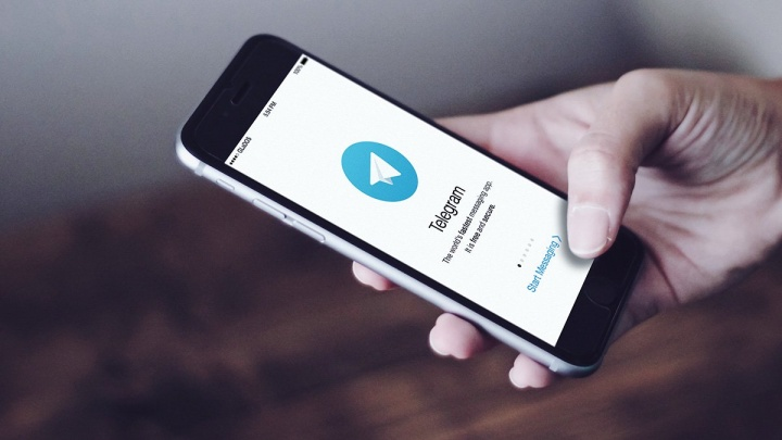 proteger conta do telegram