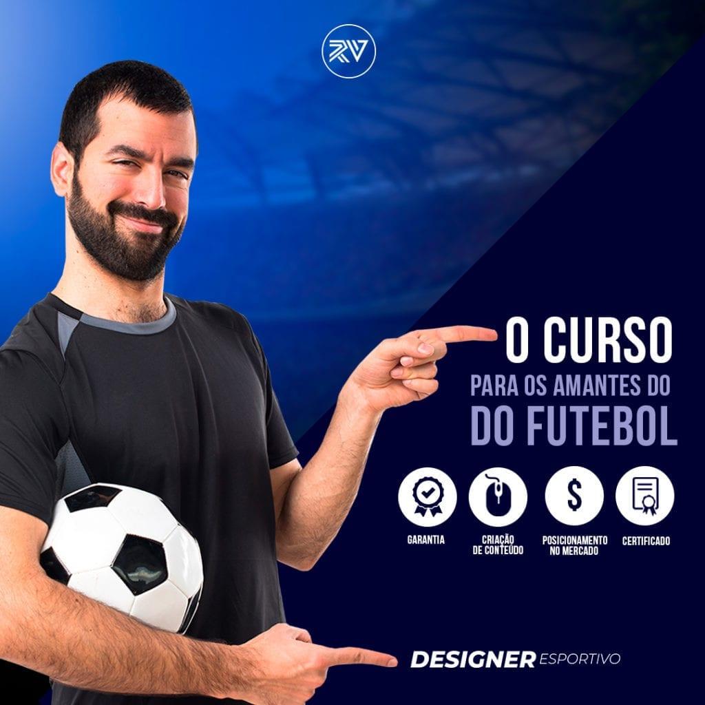 designer esportivo para iniciantes