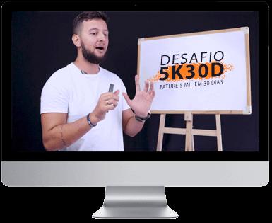 como ganhar cinco mil reais em 30 dias