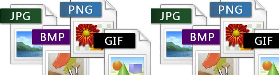 formatos de imagens para sites