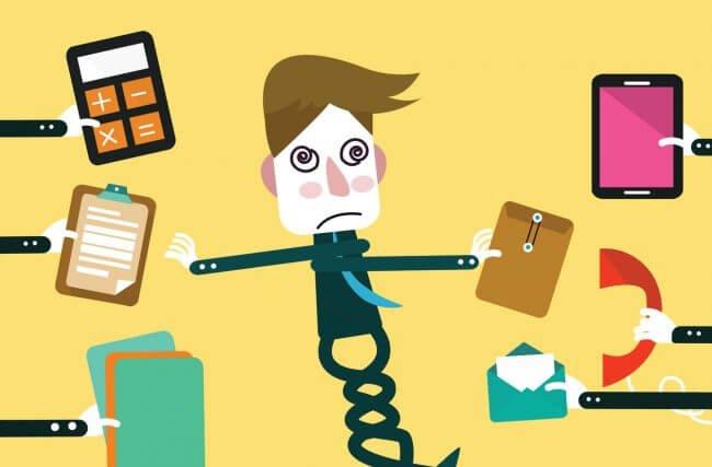 dicas para eliminar distrações no trabalho e estudos