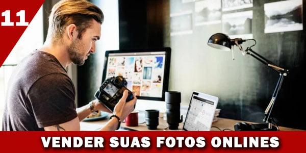 ganhar dinheiro na internet vendendo fotos