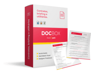 kit de contratos docbox para designer e freelancer