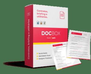 kit de contratos docbox para designer e freelancer