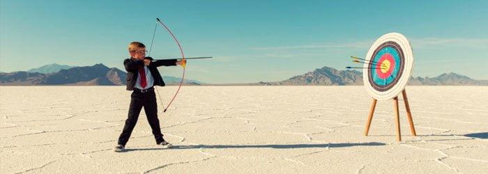 se manter focado e motivado em um determinado objetivo