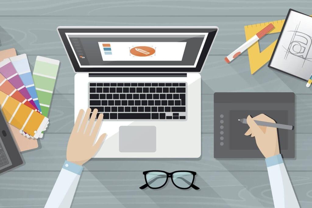 designer gráfico Negócios Promissores Para 2021