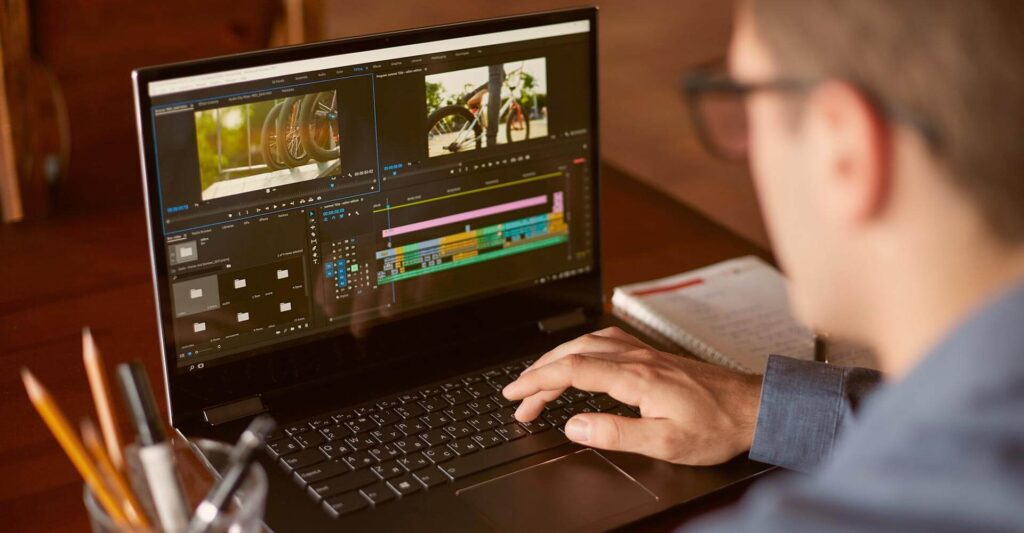 edição de vídeos 2021