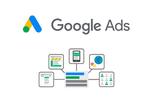 rede de display do google ads